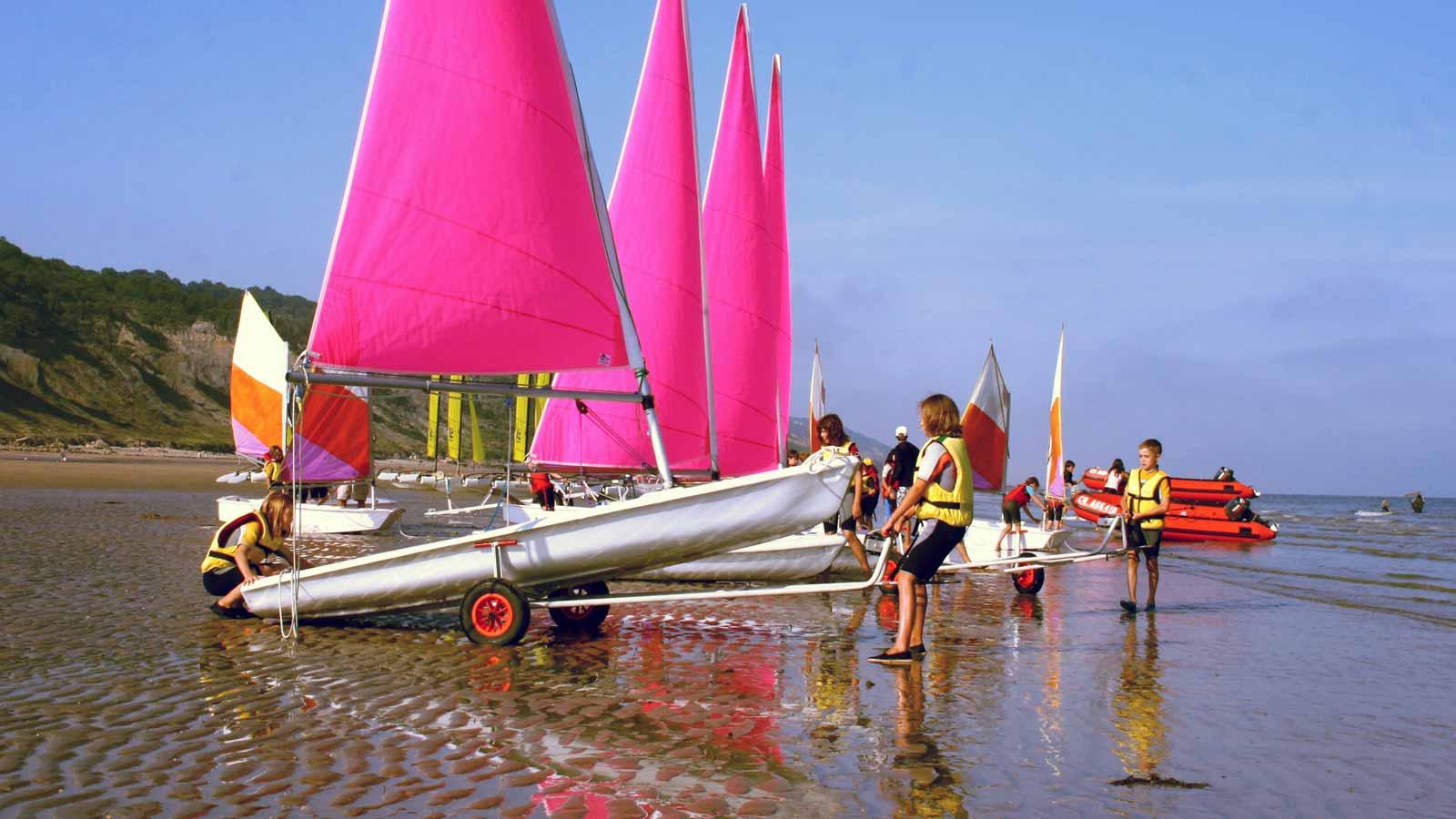 Camping l'Hypocamp Omaha Beach