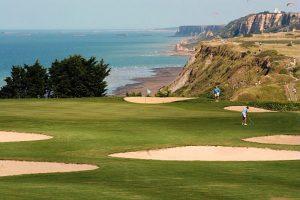 Le Golf d'Omaha Beach en Normandie