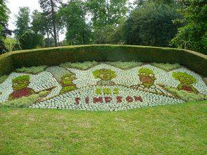 Jardin botanique de Bayeux