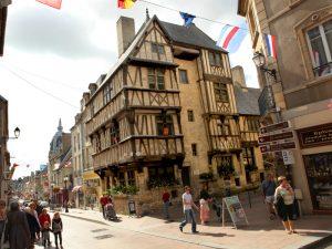 Centre ville historique de Bayeux